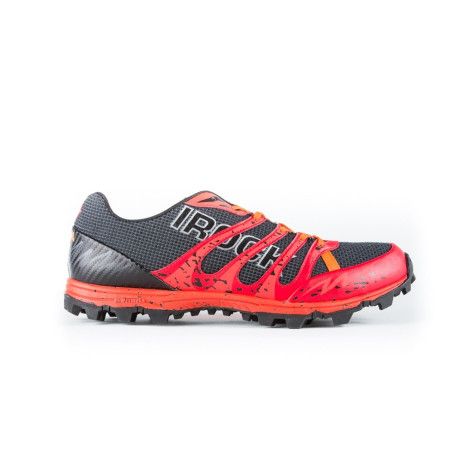 VJ Sport IROCK 2 Mens Trail Running Shoes, Red/Black