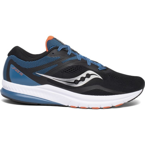 Mens Saucony Jazz 22, Blue/Black