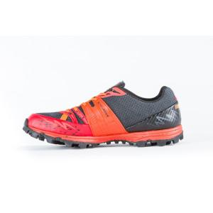 VJ Sport IROCK 2 Mens Trail Running Shoes, Red/Black